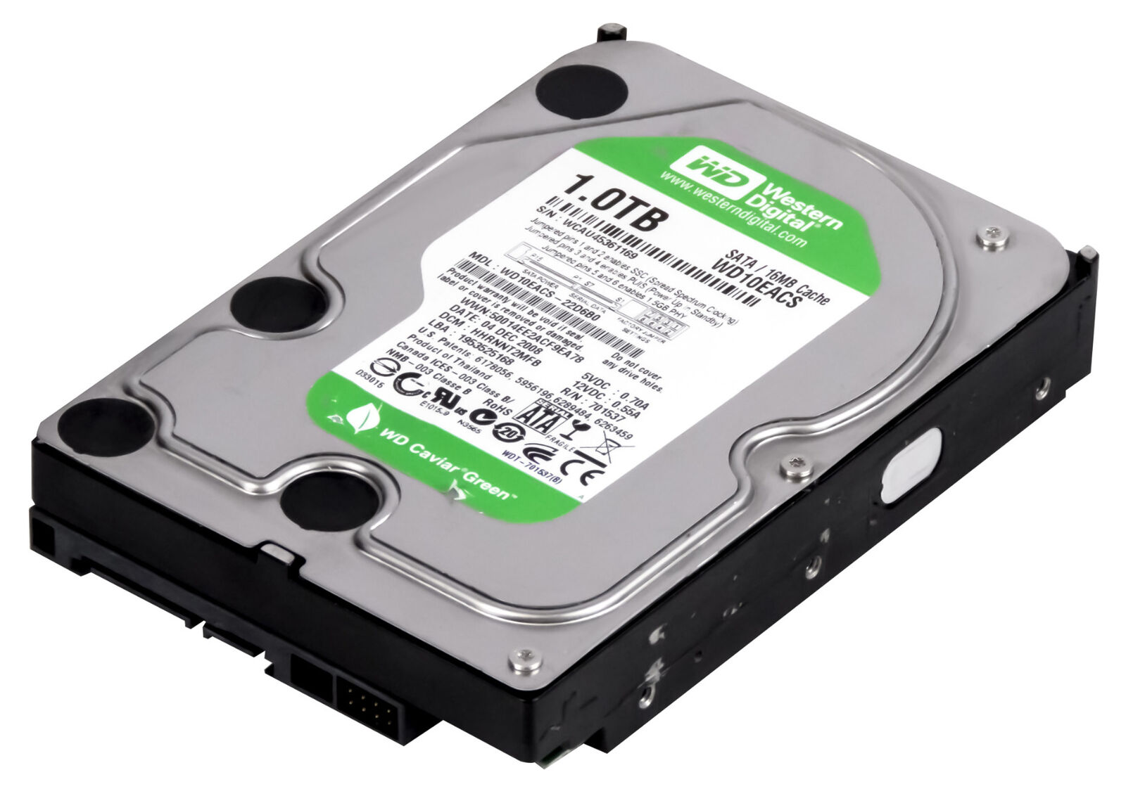 Recupero dati da hard disk