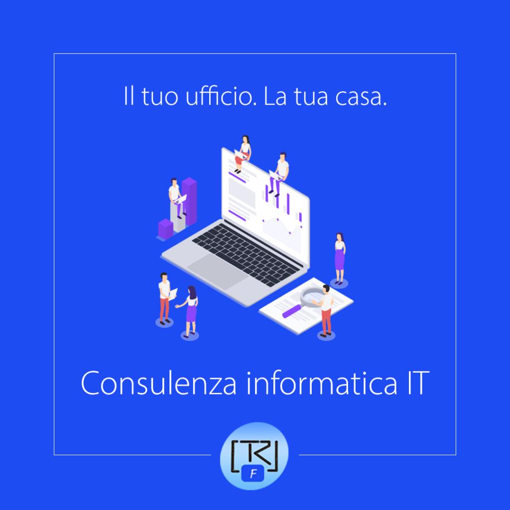 Consulenza informatica IT