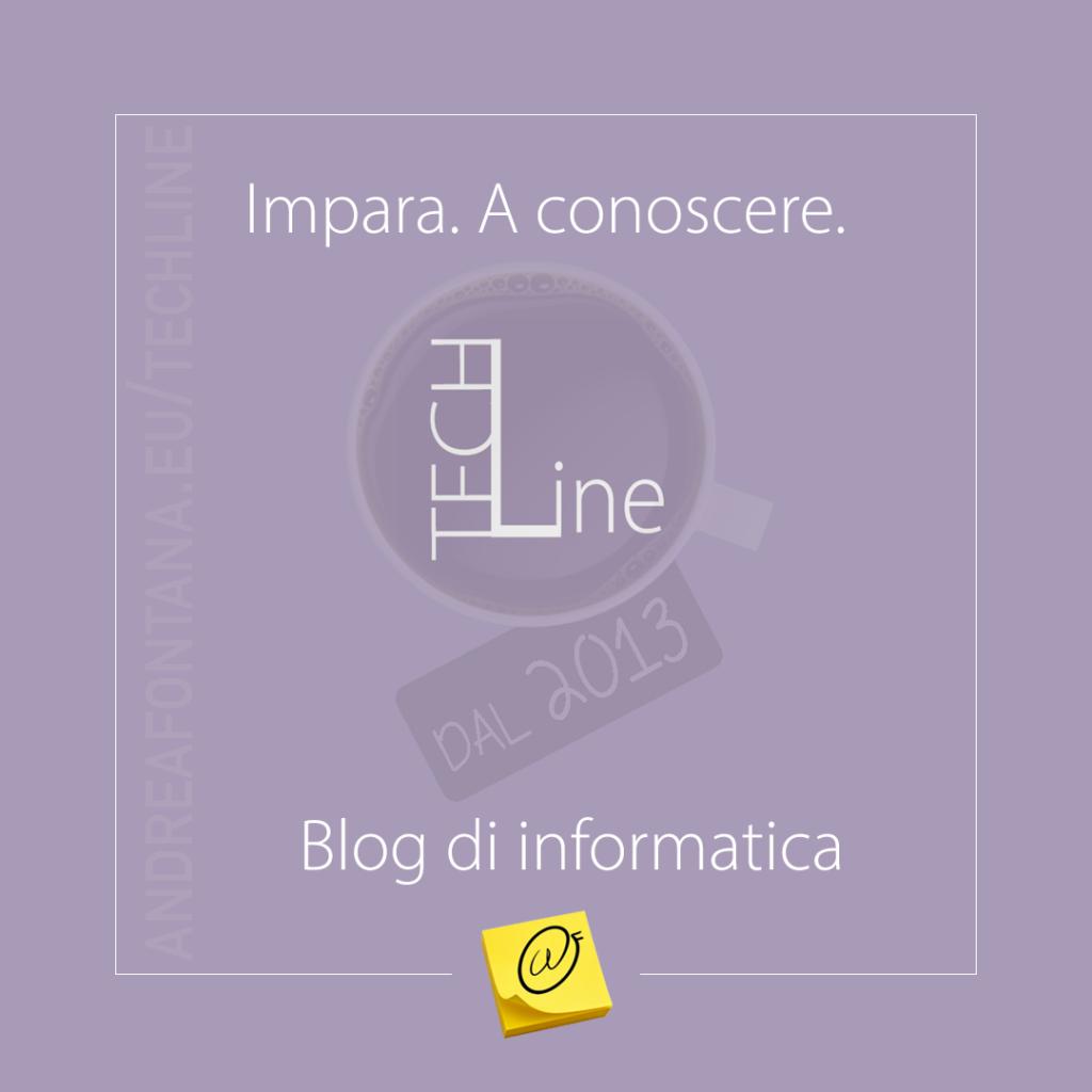 Blog informatica e tecnologia